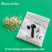 Natural Rubber Latex Animal Zoo Pack Orthodontic Elastics