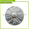Round Aluminum foil pot container cover