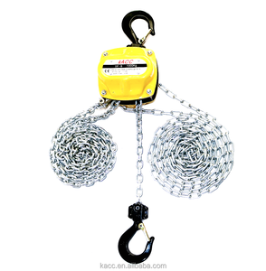 The durable 1 ton chain hoist with tool industrial grade