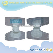 Ultra Thick Soft Care Breathable Adult Diaper for Old Man