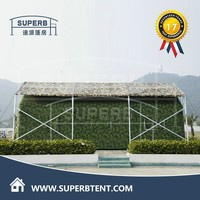 high quality 12 sq.m. used army tent
