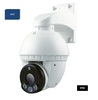 1.0/1.3/2.0MP IP66 outdoor IR Color intelligent speed dome camera