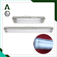 anti explosion water proof flameproof fluorescent light