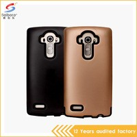 China manufacturer high quality dot view case for lg g4