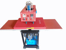 Hydraulic PressureHeat Press Machine/CE Approved Swing Heat Press Machine A/Manual Heat Press Machine/