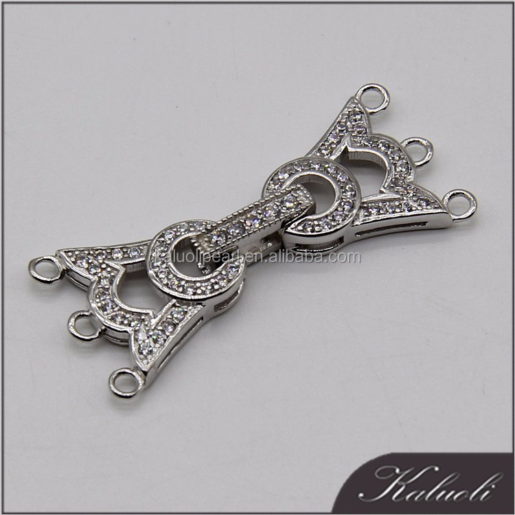 Fancy 925 Silver Lobster Clasp Charms Wholesale From China ...
