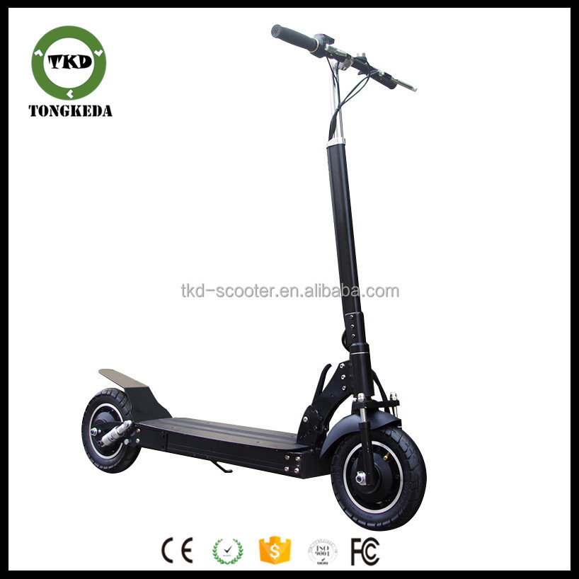 aluminum frame 52v double motor electric scooter ,2017 new design of electric scooter with 2x600w motors