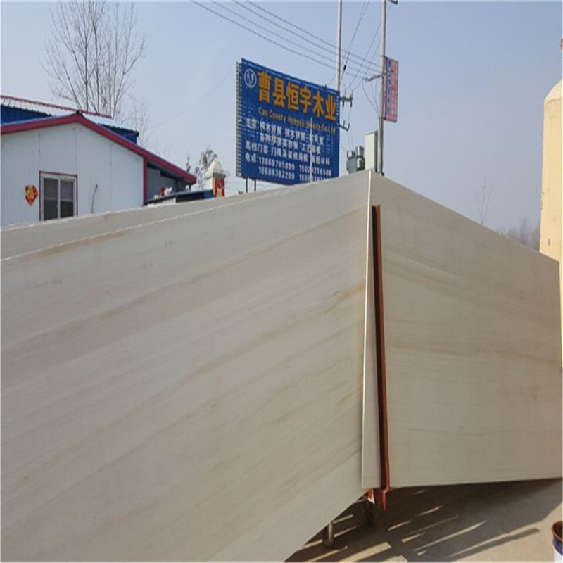 Cheaper Price Factory Supplied Paulownia Boards Wood