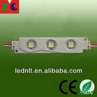 Shenzhen Factory Best price 3 chips 5050 led smd module/ smd 5050 led module / 3 leds led module with IP68