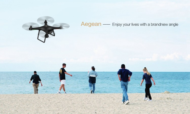 TOVSTO AEGEAN Standard RC plane Aircraft Kvadrokopter kits 2.4G 6CH 6Axis Gyro Real Time RC FPV Drone