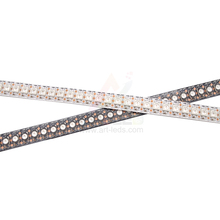 Individually rgb led ws2812b pinout outdoor use high power bar rigid neon tube 144 1m black