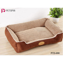 Warm Puppy Pet Dog Bed Warming Dog House Sofa with Optional Summer Cool Mat Pad