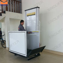 Cheap residential lift elevator for disabled people