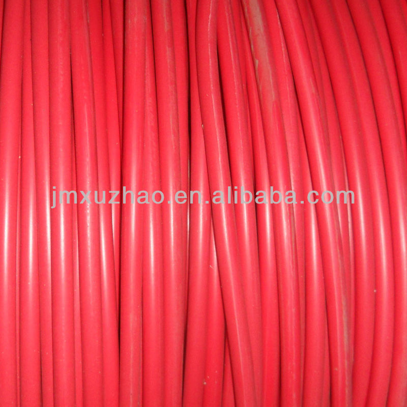 CCC BVV Red PVC Copper Wire 35mm Power Cable