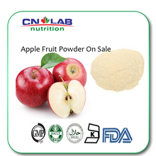 Promotion Dried Apple Fruit Powder Price With Free Sample 10-20g