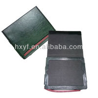 Wholesale custom high quality leather cover case