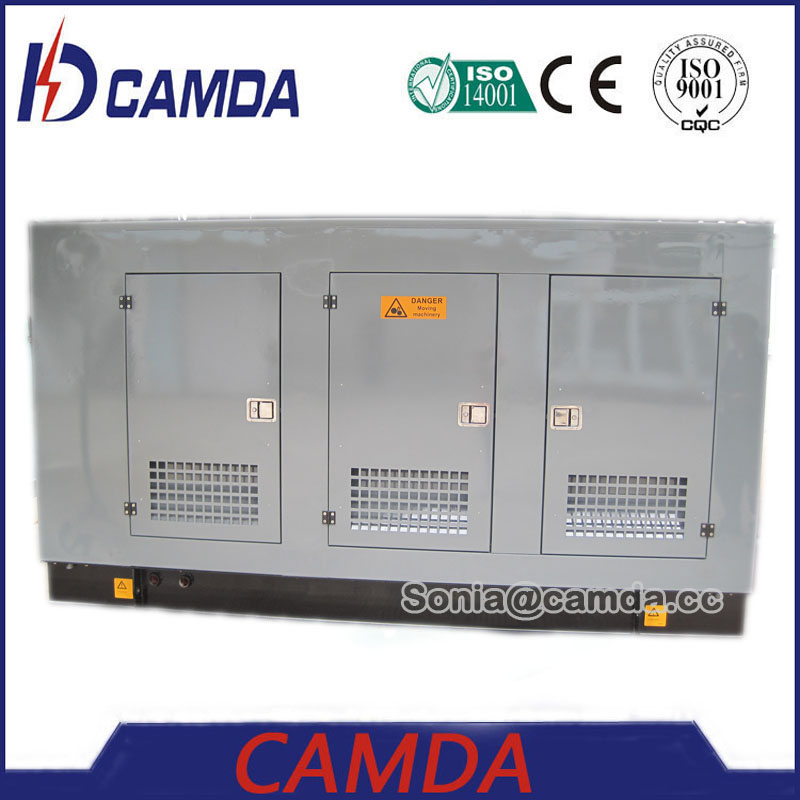 200kva/160kw bio gas superior generator sets power generation crank