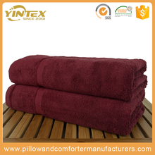 Egyptian cotton like top quality towels wholesale China Private logo custom bath Towel