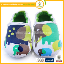 Wholesale Happy Fashion Newest Desgin Cartoon Baby Casual Shoes