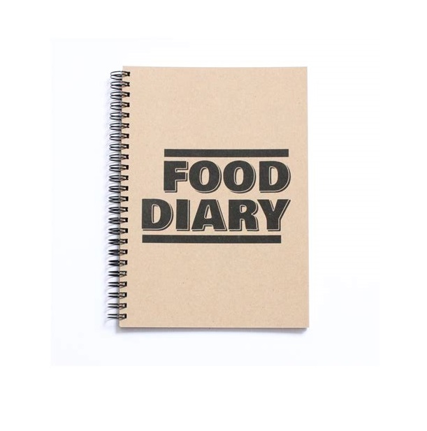 Everyday Fitness Diet Journal Food Diary