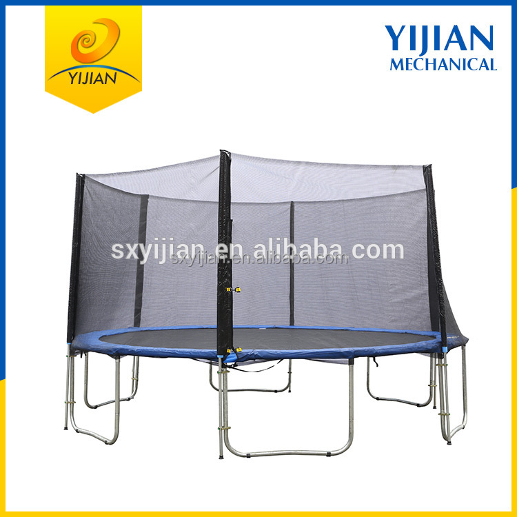 Best selling CE Standard 16FT outdoor gymnastic trampoline