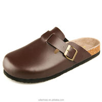 classical cork footbed clogs with PU upper 9 colors available
