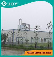 maize starch processing plant