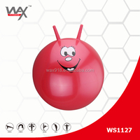 kids PVC Yoga exercise ball wholesale jumping ball