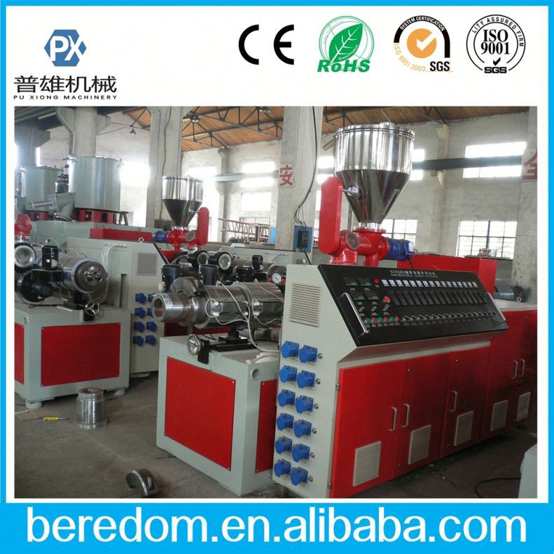 Co Rotating Kaiyou Twin Screw Extruder