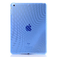 Ultra Thin Crystal Transparent Clear Smart Soft TPU Rubber Protective Case For Ipad Air 2 Clear Cover Case