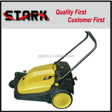 SDK70-1 cleaning in place tennis court small street sweeper,road sweeping machine