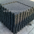 anti slip gym rubber tile