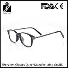 Stylish Italy design glasses frame for men rimless optical frames manufacturers in china