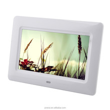 Loop Video LED screen display 7 inch digital photo frames