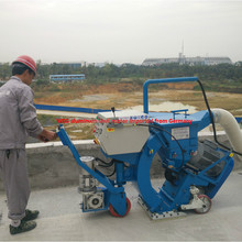 CE/ISO Approve Manufactuering New design hot sale asphalt floor shot blasting cleaning machine/abrator
