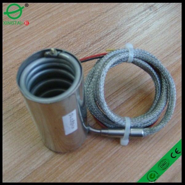 how to make an induction coil heater