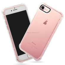 Soft tpu cell phone cover for iphone 7 case tpu for Apple iPhones 7 cheap phone case Bulk buy from China shockproof