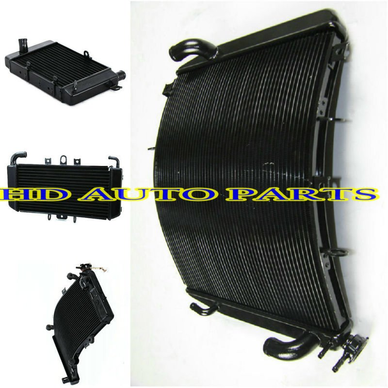 ATV Radiator for KAVASAKI KLR 650 1989 1988 1987 & ATV aluminum radiator