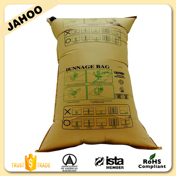 Produce Damage Reduction 90*180 Dunnage Bags,Air Dunage Bag for Container Fill Gap,Cargo Sling Bag