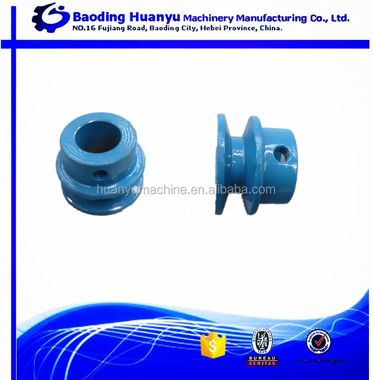 OEM GG20/FC20 Sand Casting Cast Iron Belt Pulley