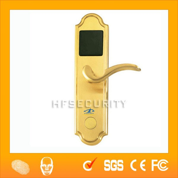 RFID Card Front Door Handles and Locks (LM801)
