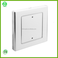 Dimmable DC/AC microwave motion microwave sensor switch for wall