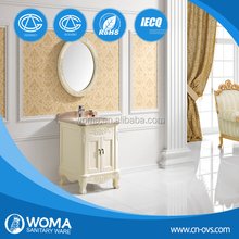 WOMA 3617 factory oem bathroom vanity/new design malaysia cheap kitchen cabinet accessory
