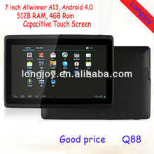 "7"" Allwinner A13 Tablet Android Wifi PC"