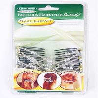 magic hair comb set/fabulous hairstyle instantly