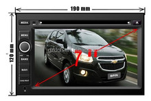 4.4.2 android car dvd gps 3g wifi forChverolet Spin 2012- Mirrior Link WS-9481