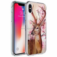 2018 3D Sublimation tempered glass Blank Phone Case, For Cell Phone Case samsung s8 plus,mobile phone accessories