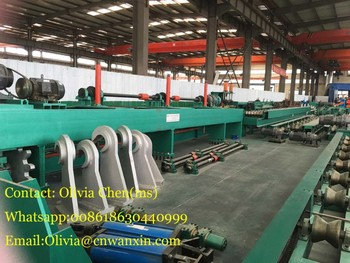 China high quality for Hot dip pipe galvanizing machine plant for sales manufacturer