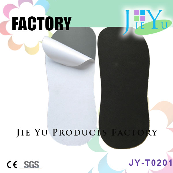 Disposable Sticky Feet For Spray Tanning