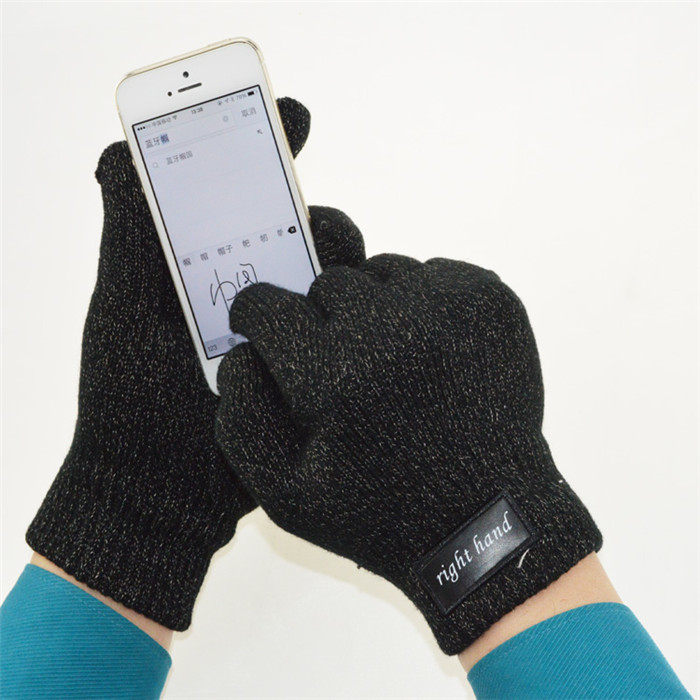 Supply Winter answer the phone and full touch screen bluetooth gloves